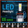 H7/H11/9005/9006/H1/H4/H3 1500W 225000LM CREE LED Headlight Bulb Lamp 6000K USA