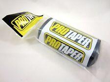 NEW PRO TAPER FAT BAR PAD 2.0 1 1/8 BLACK/WHITE YZ YZF WR CRF CR RM RMZ KX KXF