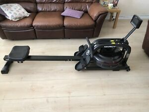 rowing machine Marcy Pro water rower