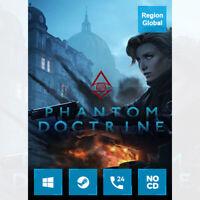 Phantom Doctrine for PC Game Steam Key Region Free