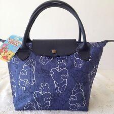 DISNEY WINNIE THE POOH Handbag Clutch Purse Tote Shopper Bag W 31 x H 22 cm (S).