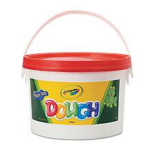 Crayola Modeling Dough Bucket 3 lbs. Red 570015038