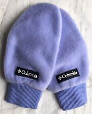 Girls Mittens Size Large 10 12 Columbia NWOT NEW Purple Fleece Lavender Snow Ski