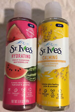 St. Ives Calming Chamomile & Hydrating Watermelon Daily Cleansers Combo Pack