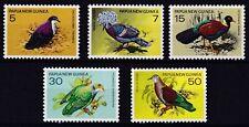 Papua New Guinea 1977 Scott 465 - 469 MNH complete set