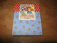 """Mary Engelbreit Magnetic Note Pad """"Walk Towards The Sunshine . """" New"""