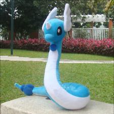 "Pokemon Go Pocket Monster Dragonair 26"" Dragon Plush Toy Stuffed Animal Doll"