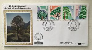 GB QEII 1990 Arboricultural Association Benham FDC BLCS54 Cat £12+