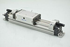 Koganei ORK40X150 Slit Type Pneumatic Rodless Cylinder 145mm Travel