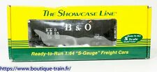 S Scale - Showcase Line S-Helper Service - WAGON - 2 Bay Hopper - #02073