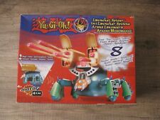 yu-gi-oh launcher spider lance missiles neuf mattel 2003