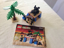 Vintage LEGO Adventurers Oasis Ambush 1998 (5938) Near Complete