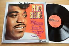PERCY SLEDGE sampler STAR-COLLECTION LP midi 20019