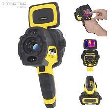 TROTEC Termocamera XC300 | Fotocamera a Infrarossi | Termometro | Portatile