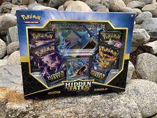 Pokemon - Hidden Fates Gyarados GX Collection Box - Factory Sealed. Ships Fast!!