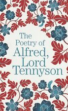 The Poetry of Alfred Lord Tennyson Paperback Book
