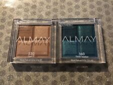 Lot of 2, Almay Eyeshadow, 230 Own It & 160 Thrill Seeker!