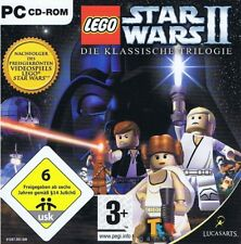 Lego Star Wars II - Die klassische Trilogie (PC CD ROM) Windows