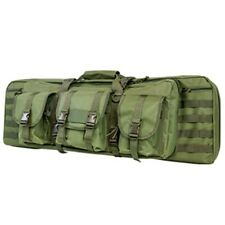 "NcStar VISM Tactical 36"" OD Green Padded Double Carbine Rifle Gun Case Bag"