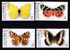 BRD 2005 gestempelt MiNr. 2500-2503 Einheimische Schmetterlinge