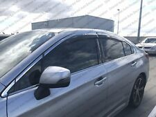 Injection Weathershields Weather Shields Window Visors for Liberty sedan 17+ KL
