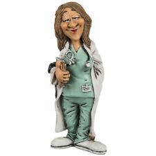 Ärztin Dekofigur Deko Figur Beruf Medizin Berufsfigur Skulptur Geschenk