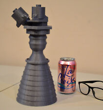 Apollo Saturn Marquardt R-4D RCS Rocket Engine : 1/1 scale 3D printed model