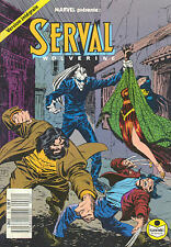 Comics Français  SEMIC   SERVAL   WOLVERINE    N° 2