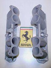 Ferrari 308 GTSi Engine Intake Manifold Pair 2 Valve Motor OEM