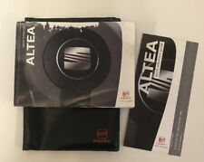SEAT ALTEA OWNERS PACK / HANDBOOK COMPLETE WALLET 2004~2009 (2006)