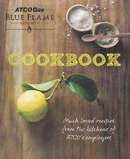 BLUE FLAME KITCHEN COOKBOOK brunch snacks salads soups desserts kids recipes