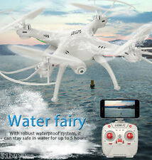 LiDiRC L15FW RC Quadcopter Waterproof Brushed Drone WiFi FPV 2.4G Night Flight