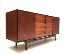 Teak Sideboards with 5 Drawers