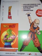 DVD N°25 + 2° CAJA DRAGON BALL DRAGON BALL Z REVISTA DE DEPORTE CORRIERE