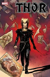 Thor #10 (2020) Marvel Main Cover Coipel Donald Blake 12/02/2020