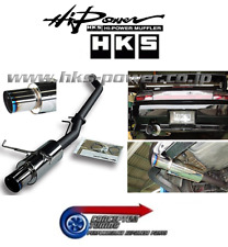Genuine HKS Racing Muffler Hi-Power Cat Back Exhaust -For S14 S14a 200SX SR20DET