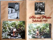 1955 ddr AKt photo outdoor foto NACKT natur frau girl mädchen behaart brüste fkk