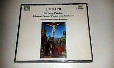 j s bach: st. john passion 2cd naxos