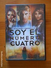DVD SOY EL NUMERO CUATRO (AU)