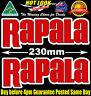 Rapala Decal X2 Lure Fishing Boat Stickers Vinyl COUNTDOWN SLASHBAIT XTREME