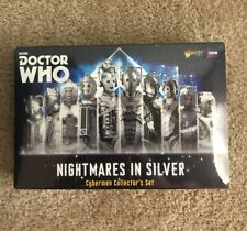 Doctor Who - Nightmares In Silver Cybermen Collector's Set - Brand New Sealed
