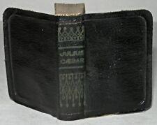 Julius Caesar- William Shakepeare, Miniature Edition, c1930. Allied