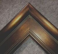 """4.75"""" WIDE Plein Air Bronze Oil Painting Picture Frame frames4art 20MG 20x24"""