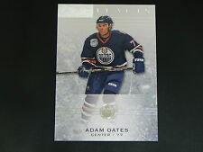 2014-15 UD Artifacts Base Card #54 Adam Oates Edmonton Oilers