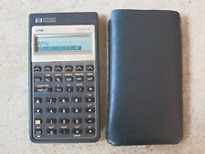 HP 17BII Business (Financial) Calculator with Case