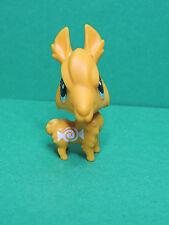 #3320 Lama CandySwirl Orange Llama Candy Swirl  LPS Littlest Pet Shop Figure
