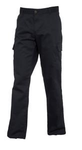 Ladies Uneek UC905 Work Cargo Combat Black Navy Workwear Trousers Sizes 8 - 20