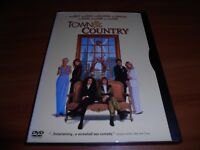 Town and Country (DVD, Widescreen/Full 2001)