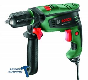 BOSCH 550 Watt Electric Variable Speed Heavy Duty Impact Drill for Timber, Me...