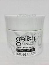 Harmony Gelish Soak Off- STRUCTURE GEL .5oz/15ml